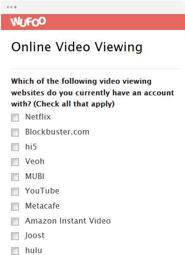 Online Video Viewing