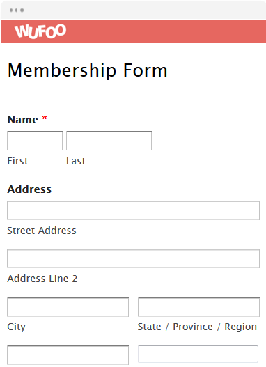 Organization membership form template dolapgnetband organization membership form template thecheapjerseys Image collections